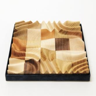 木製パズル アストラル・チェッカー(小)