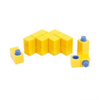 3次元!ブロックパズル「インターロック」