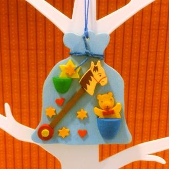 クリスマスオーナメント プレゼント おもちゃ