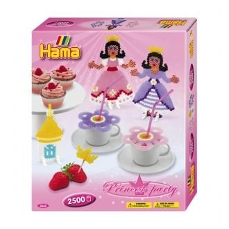 【在庫限り】ハマビーズ プリンセス・パーティー