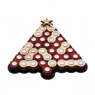 チェーンパズル・クリスマスツリー