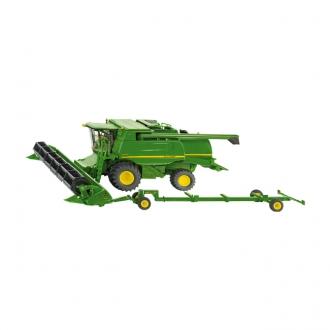 【在庫限り】ファーマー ジョンディアT670iコンバイン収穫機 1:32(ジク・SIKU)