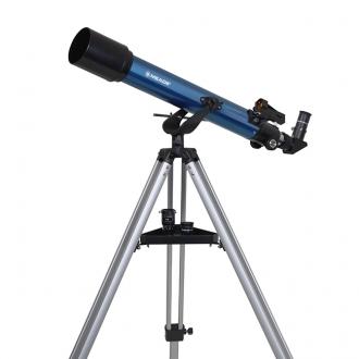 天体望遠鏡 MEADE AZM70  学研の図鑑「星・星座」付