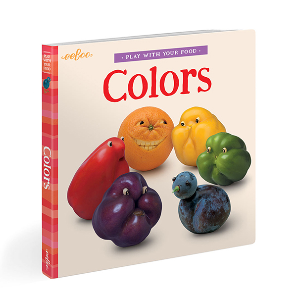 ミニギフトブック 英語で覚える色のなまえ