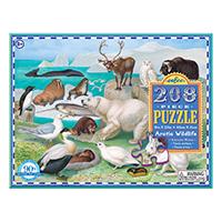 【売り切り次第終了】208ピース 北極の動物たち