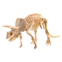 恐竜発掘キット トリケラトプス