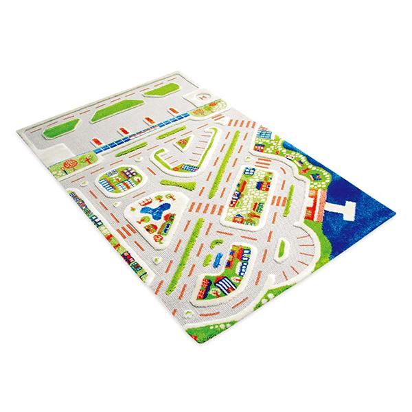3Dプレイカーペット・ビッグシティ(S)