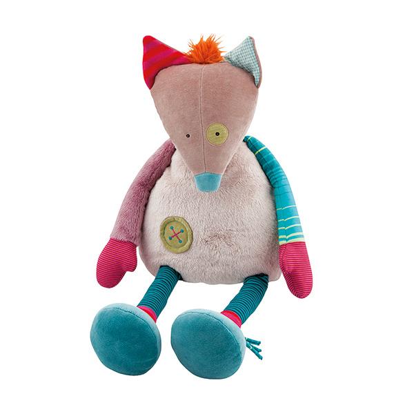 【50%OFF】「ジョリ・パ・ブー」 抱き人形 きつね 63cm