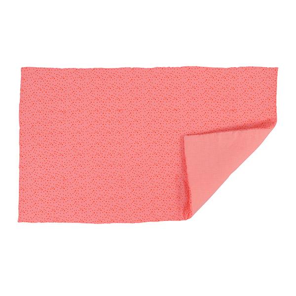「タルタンポア」星のベビーキルト(ピンク)