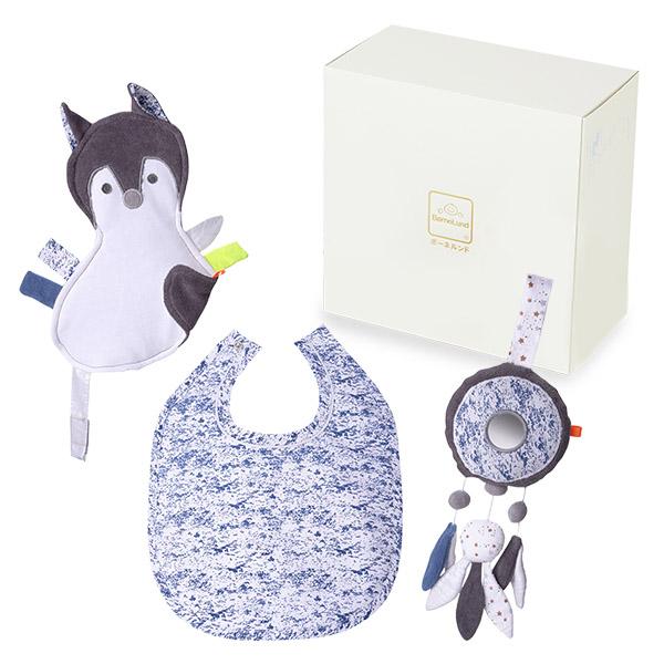 【40%OFF】エシカルな贈り物セット(ブルーフォックス)