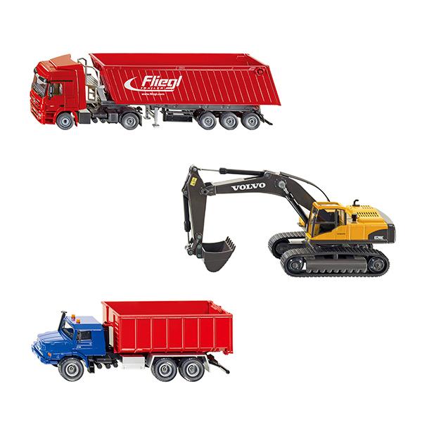 運搬車両セット(ジク・SIKU)