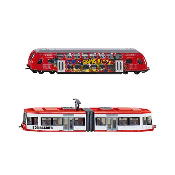 電車・トラムセット(ジク・SIKU)