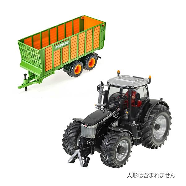 農林業用車両セット(ジク・SIKU)