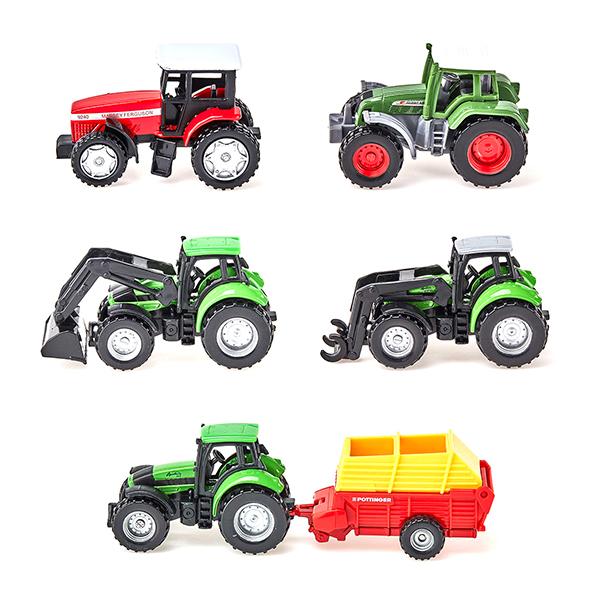 トラクターセットS(ジク・SIKU)