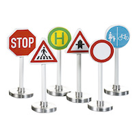 道路標識セット(ジク・SIKU)