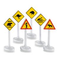 国際交通標識セット(ジク・SIKU)