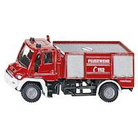 ユニモグ 消防車(ジク・SIKU)