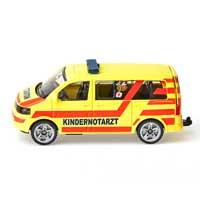 【在庫限り】VW マルチバン 小児救急車(ジク・SIKU)