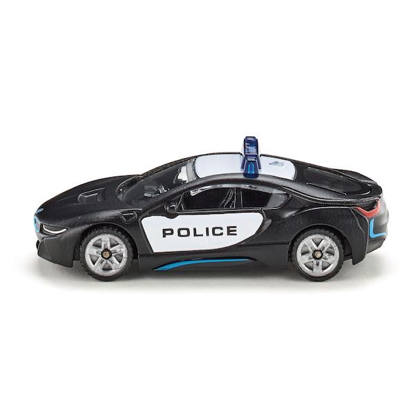 BMW i8 USポリス(ジク・SIKU)