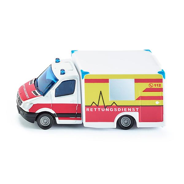 メルセデス・ベンツ 救急車(ジク・SIKU)