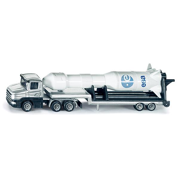 ロケット輸送トレーラー(ジク・SIKU)