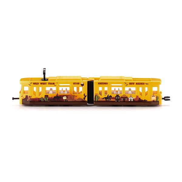 連接式トラム(ジク・SIKU)