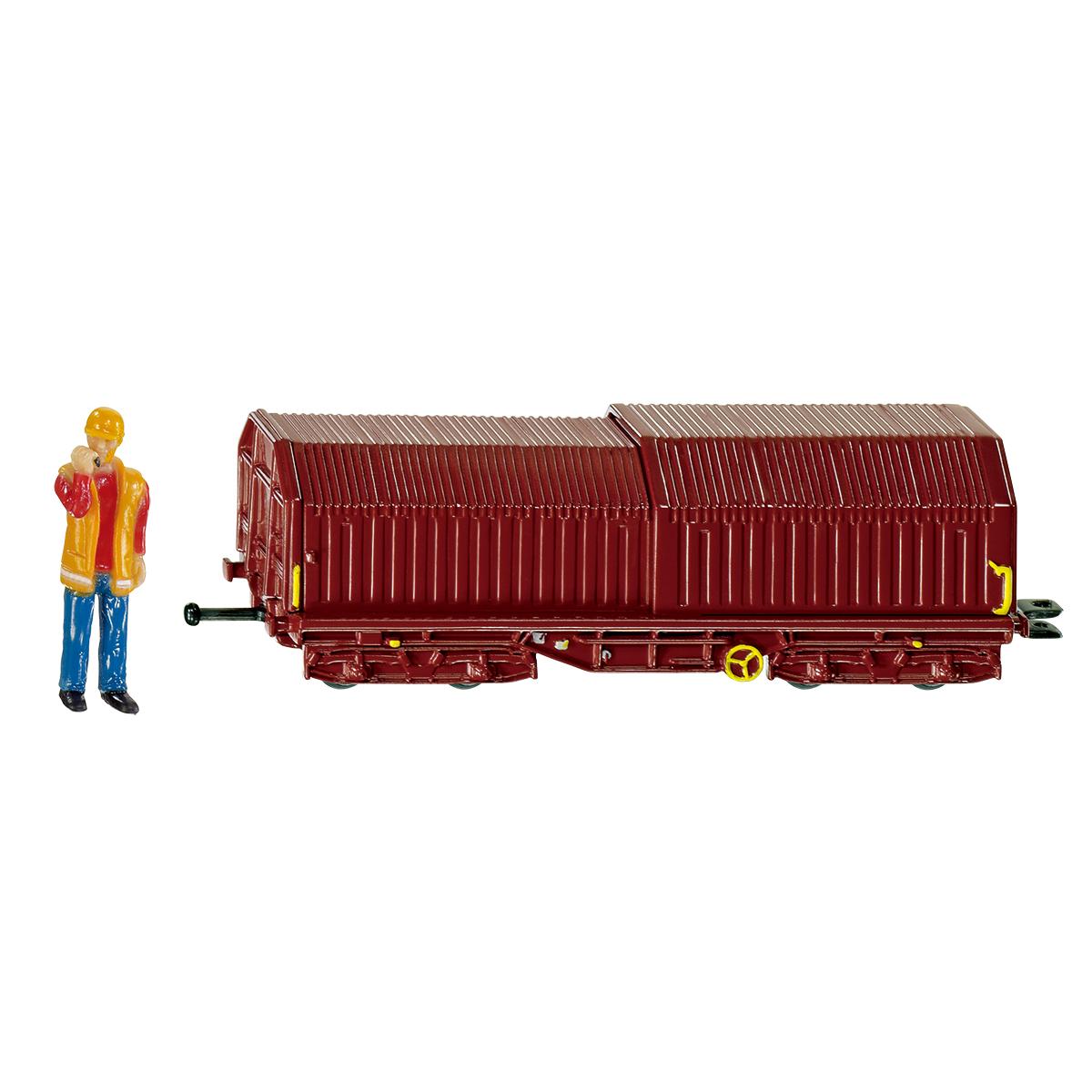 【在庫限り】Freight Wagon 1/120(ジク・SIKU)