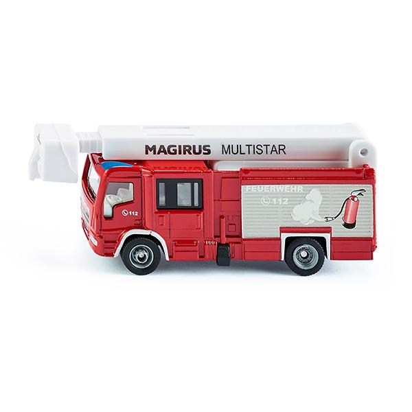 マギルス はしご付消防車(ジク・SIKU)