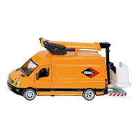 Mercedes-Benz Sprinter with elevated work platform(ジク・SIKU)