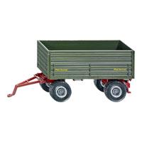 ファーマー 2車軸式トレーラー 1/50(ジク・SIKU)