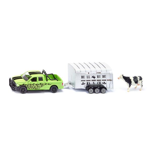 RAM1500 家畜トレーラー付き 1:50(ジク・SIKU)
