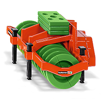 Silo roller  1/32(ジク・SIKU)