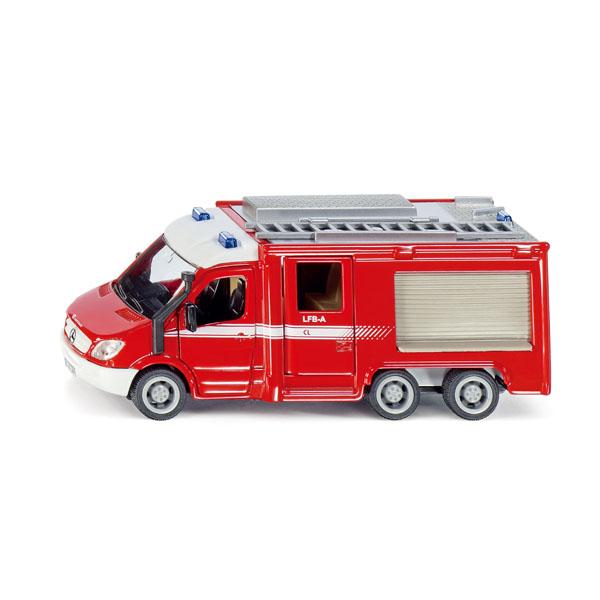メルセデス・ベンツ スプリンター 消防車 1:50(ジク・SIKU)