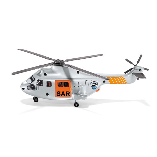 探索救難ヘリ 1:50(ジク・SIKU)
