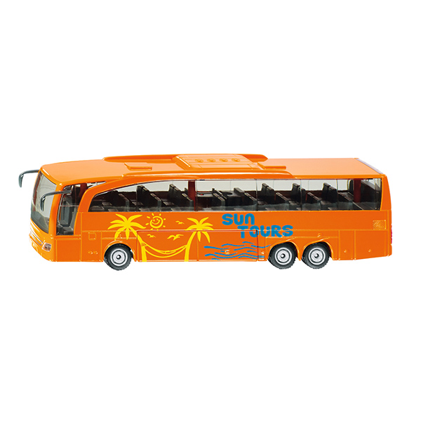 メルセデス・ベンツ 長距離バス 1:50(ジク・SIKU)