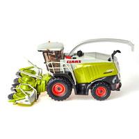 Claas 飼料収穫機 1:32(ジク・SIKU)