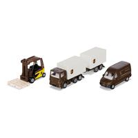 UPS ロジスティクスセット(ジク・SIKU)