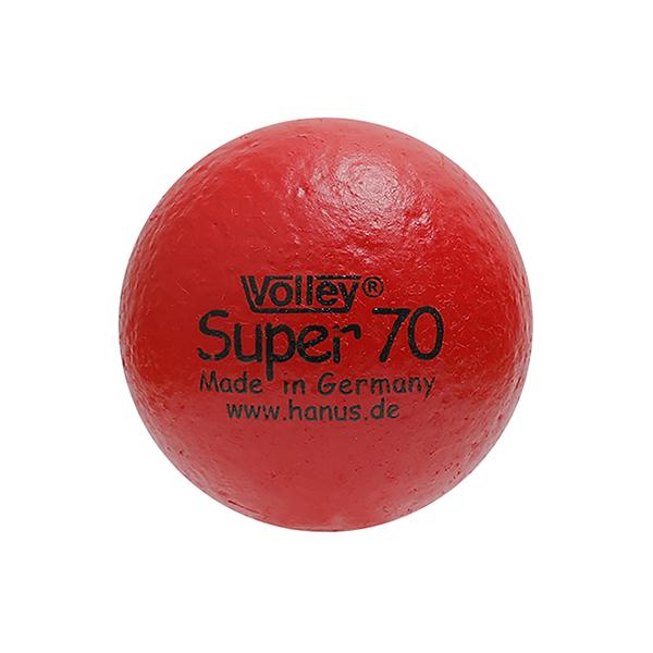 しわくちゃボール 70mm(赤)
