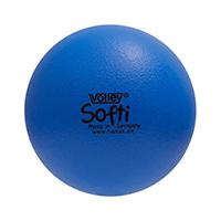 しわくちゃボール 150mm(青)