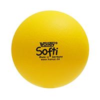 【5月中旬頃再入荷予定】しわくちゃボール 150mm(黄)